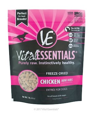 Vital Essentials Chicken nibs