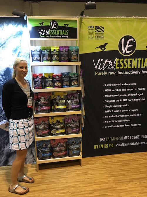 Coming across VE for the first time at the Global Pet Expo in Orlando, FL in 2016